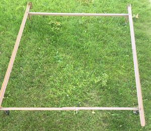 BED FRAME - for Sale in Peoria, IL