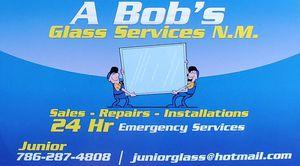 Glass, windows, sliding glass doors, Shower doors, Sale and repair for Sale in Pembroke Park, FL