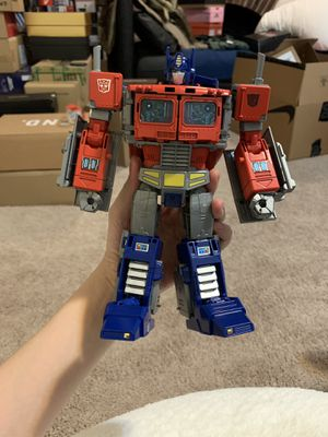 Transformers Optimus prime for Sale in McLean, VA