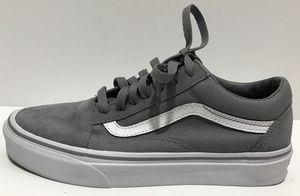Vans Grey Youth Size 5 for Sale in Denver, CO