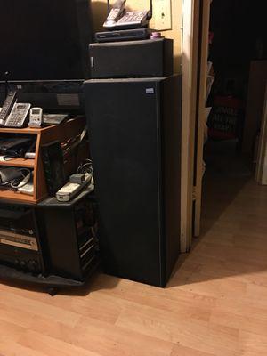 Sansui Speaker 160 watt/each And 320 watt/pair And $200/pair for Sale in Long Beach, CA