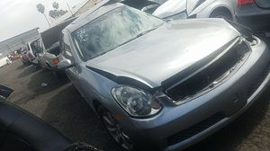 2004 infiniti g35 parting out parts car sedan for Sale in South Gate, CA