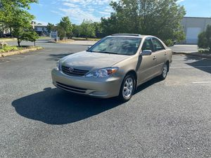 2002 TOYOTA CAMRY for Sale in Fredericksburg, VA