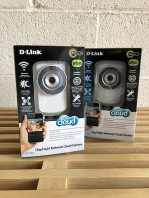 D Link Day/Night cloud camera wireless for Sale in Dallas, TX
