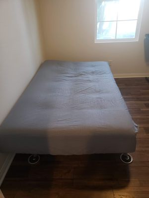 Free Leather Futon for Sale in Chino, CA