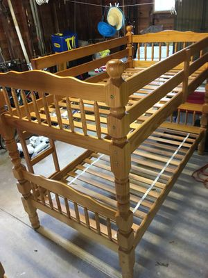 Pine bunk bed. for Sale in NJ, US