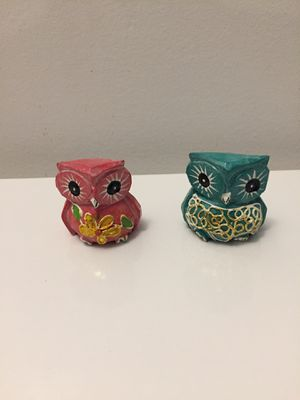 Owl decoration for Sale in Sterling Heights, MI
