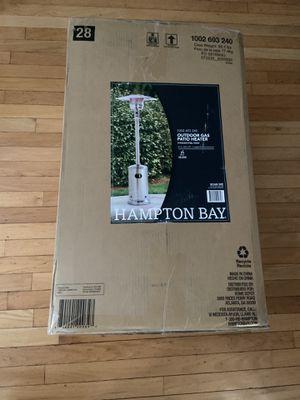 Hampton Bay 48000 BTU Patio Heater BRAND NEW for Sale in Woodbridge, VA