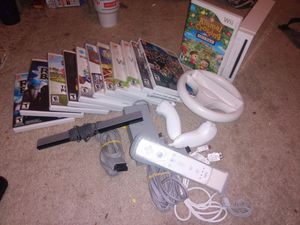 WII and games for Sale in Phoenix, AZ