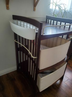 Stokke Care changing station / child's desk for Sale in Los Angeles, CA