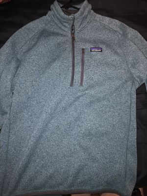 Patagonia Quarter Zip Up Sweater for Sale in Newberg, OR
