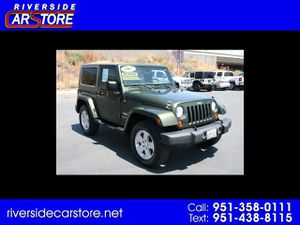 2007 Jeep Wrangler for Sale in Riverside, CA