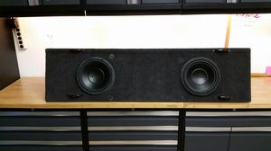 Truck Subwoofer Enclosure for Sale in Edgewood, WA
