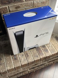 PlayStation 5 Disc Version Brand New Sealed for Sale in Austin,  TX