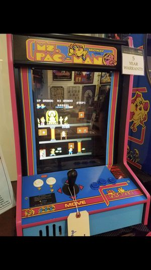 BARTOP CUSTOM CLASSIC ARCADE WITH OR 412 classic games!! Shipping and financing available for Sale in Phoenix, AZ
