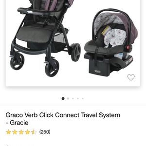 Infant carseat and stroller for Sale in Renton, WA