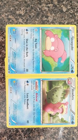 Pokemon Slow Collection for Sale in Lone Tree, CO