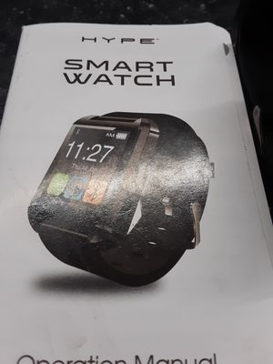 Hype Smart Watch for Sale in Rolla, MO
