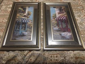 2 wall arts for Sale in Raleigh, NC