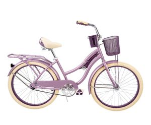 "Huffy 24"" Nel Lusso Girls' Cruiser Bike, Purple NEW for Sale in Margate, FL"