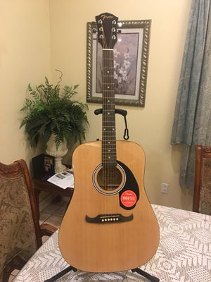 Fender acoustic guitar for Sale in South Gate, CA