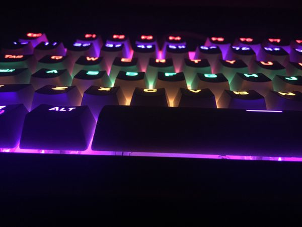 Red Dragon keyboard