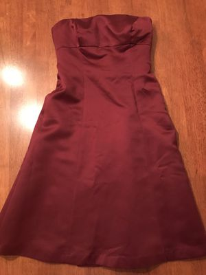VERA WANG- White Label Strapless Dress- Size 4 for Sale in Charleston, SC