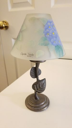 Glynda Turley Tea-Light Lamp for Sale in Irvine, CA