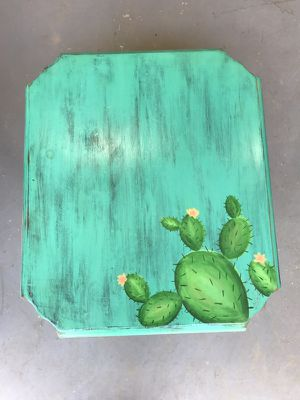 Cactus End Table 🌵 for Sale in Austin, TX