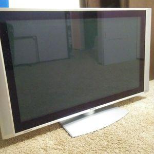 46 inch Hitachi plasma TV $50 for Sale in Mukilteo, WA