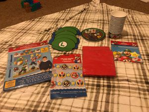 Mario party stuff for Sale in Bakersfield, CA