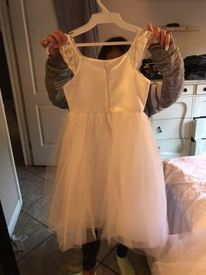 White girls dress for Sale in San Diego, CA