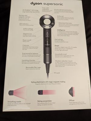 Dyson hair dryer for Sale in Garden Grove, CA