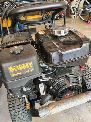 Almost New Dewalt Pressure machine 3800 PSI 3.5GPM barely used for Sale in Miami, FL