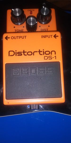 Boss DS-1 Distortion for Sale in Tacoma, WA
