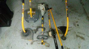 Ryobi one + pole saw, roti tiller, leaf blower, edger for Sale in Ontario, CA