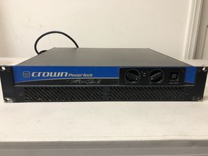 Crown Power Tech 3.1 Amplifier - 2 Available! for Sale in Las Vegas, NV