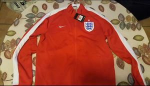Nike England track top size L for Sale in El Mirage, AZ