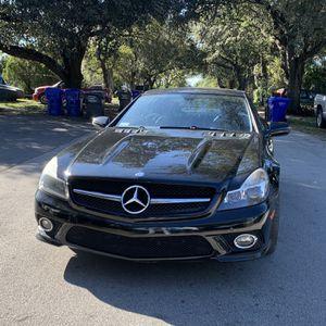 2009 Mercedes Benz SL550 for Sale in Hollywood, FL