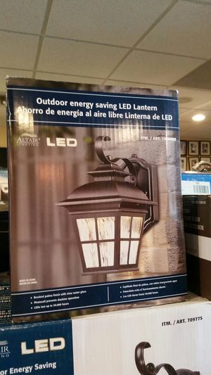 Led porch lights for Sale in Modesto, CA