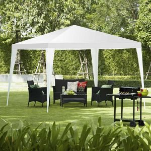 NEW White Canopy Tent Heavy Duty Event Outdoor Patio Table Shade Party Up Swimming Pool EZ bbq Cover Umbrella Sun Awning Deck Gazebo Shed Shelter for Sale in Irvine, CA