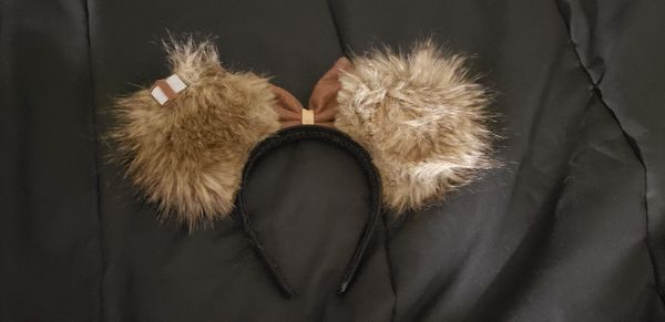 Handmade Chewbacca Mickey Mouse Eara