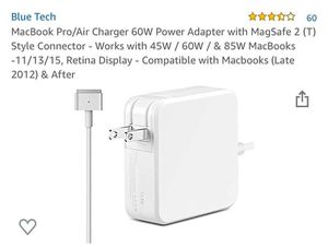 Mac book pro/air charger for Sale in Fayetteville, NC