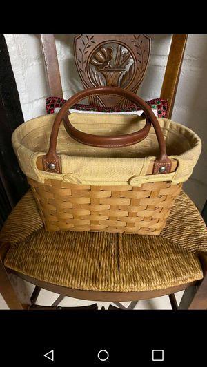 Longaberger basket for Sale in Escondido, CA