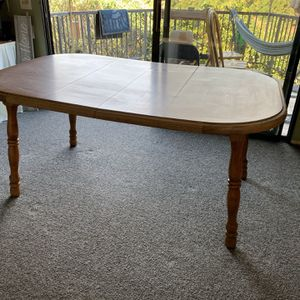$50 Table And Three Chairs for Sale in Escondido, CA