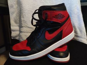 9.5 Bred Air Jordan for Sale in Renton, WA