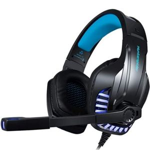 Gaming Headset for PS4, PS4 Pro, Switch, Xbox One(Adapter Not Included), PC, Tablet, Phones, All-Cover Over Ear Headphones Deep Bass Surround Sound for Sale in Grand Prairie, TX
