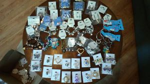 Brand new costum jewelry. Necklaces, bracelets, earings, pendents, Charm bracelets, an charms!! for Sale in El Cajon, CA