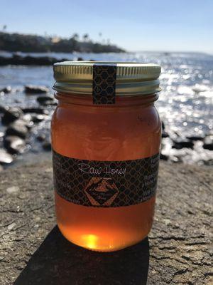 21oz Raw Honey for Sale in La Mesa, CA