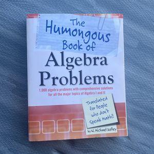Algebra Book for Sale in Mission Viejo, CA